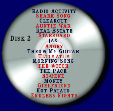 CD DISK TWO